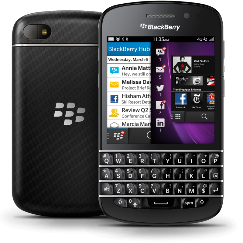 Blackberry Q10 screen repair Mississauga