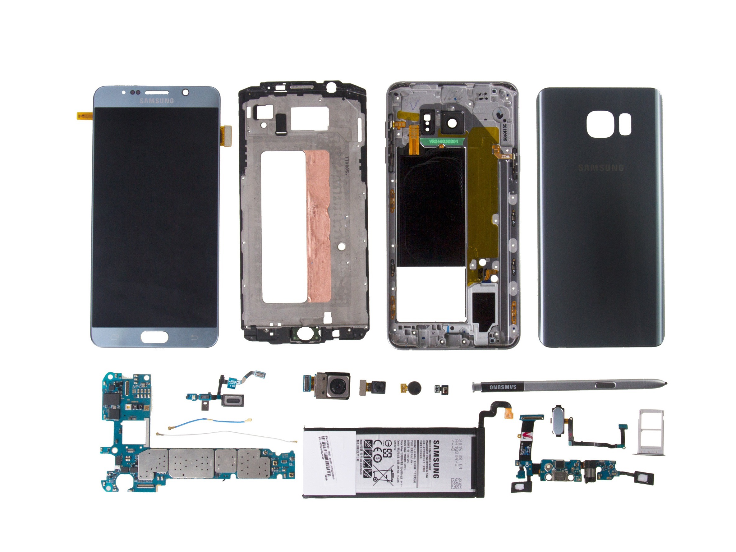 Iphone 6s Exploded Parts Diagram Electrical Wiring 5 30 Mins Cell Phone Repair Samsung Internal Antenna Screen